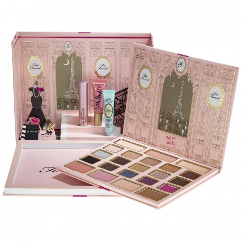 Too Faced Holiday 2015: Le Grand Palais gift set