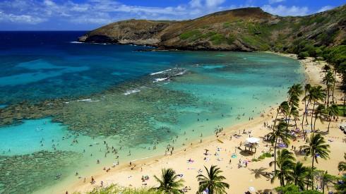 Hawaii, Mỹ