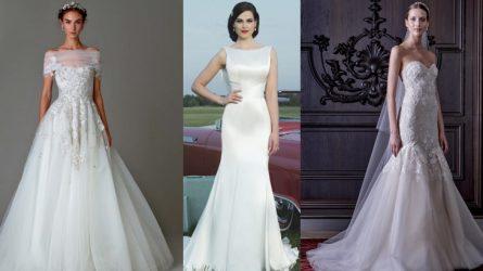chất liệu váy cưới đẹp nhất năm 2020