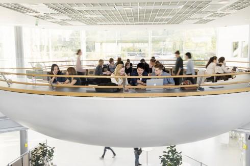 Toàn bộ hệ thống cao học của Thụy Điển đứng thứ 2 toàn cầu.