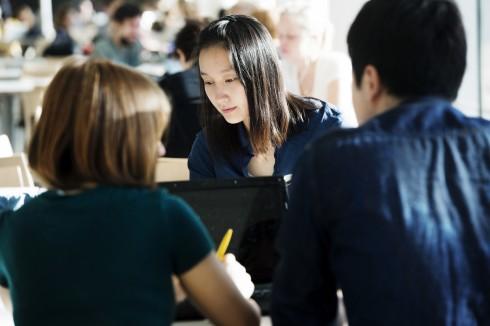 Môi trường học tập tại Thụy Điển tạo nhiều điều kiện cho học sinh phát triển.