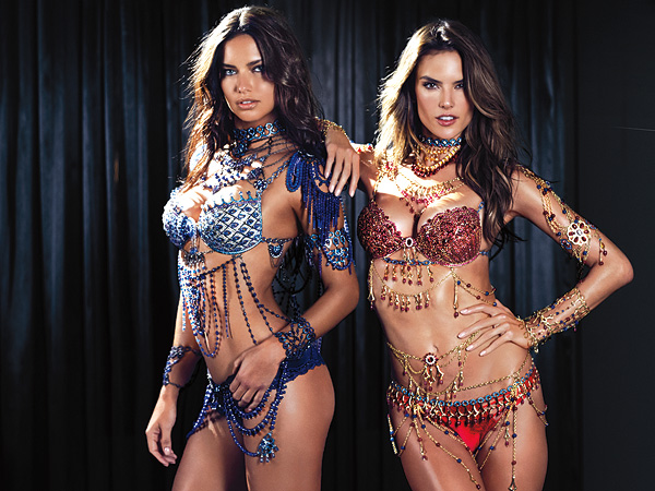 áo fantasy bra Victoria's Secret ELLE Vietnam 6