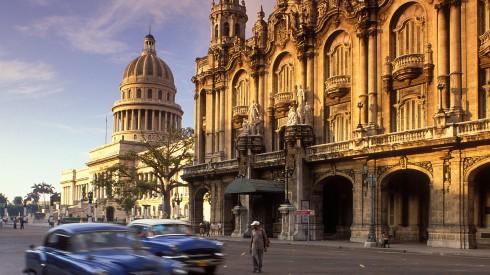 Havana là thủ đô của sự hoài niệm và vẻ đẹp cổ kính.