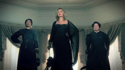 Từ trái sang: Jessica Lange, Kathy Bates