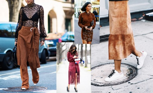 New_York_Fashion_Week-Spring_Summer-2016-Street-Style-Suede_Skirt-Isabel_Marant_Bart_Sneakers-790x1185-682x1024