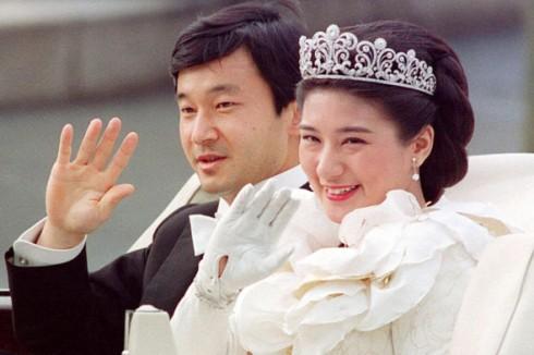 Đám cưới Naruhito và Masako