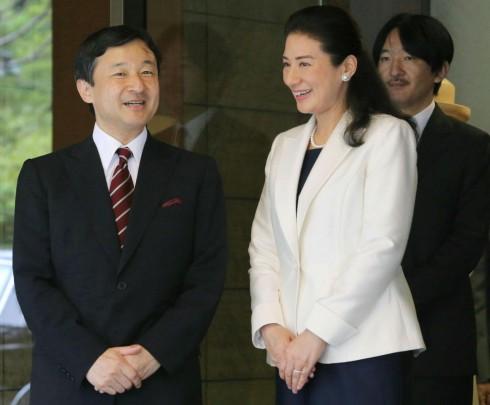Chuyện tình Naruhito và Masako