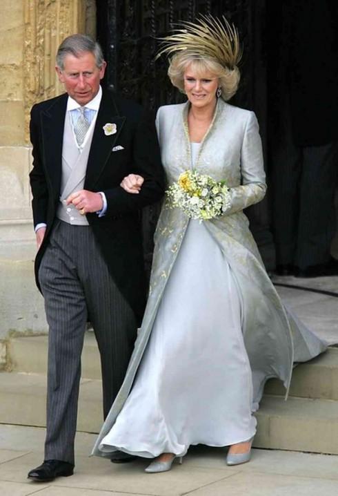 Thái tử Charles và công nương Camilla