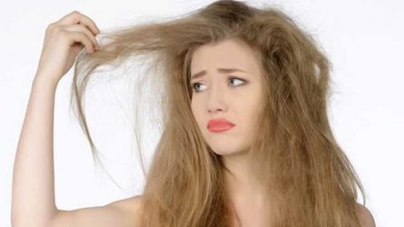 5 điều quan trọng cần nhớ khi chăm sóc tóc hư tổn nặng