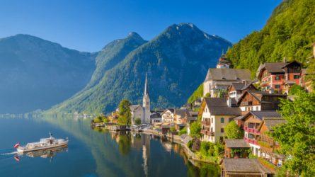Du lịch châu Âu: Salzburg - Thiên đường ngủ yên của nước Áo