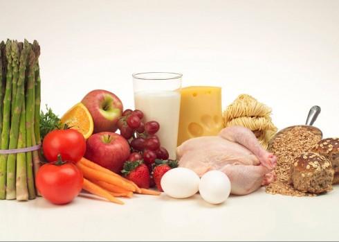 Chọn lựa đúng loại thực phẩm cho cơ thể sẽ giúp bạn giảm mỡ bụng nhanh chóng