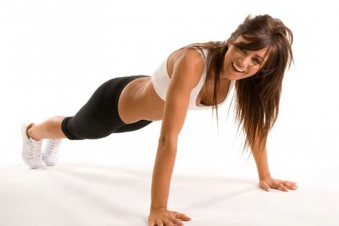 Gập bụng, hít đất, plank chính là những bài tập giả mỡ bụng hiệu quả nhất