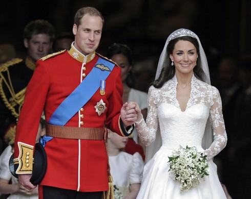 Hoàng tử William và Công nương Kate