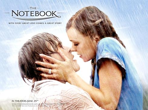Những câu nói hay trong phim: Nhật ký tình yêu (The Notebook)