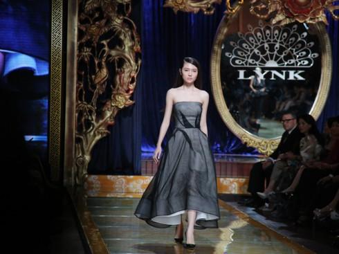 Show diễn thời trang nổi tiếng LYNK Fashion Show 2014
