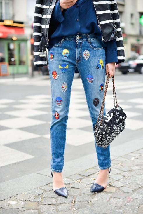 Bạn nên để túi xách và phong cách bạn đang theo đuổi hợp với nhau để trông hài hòa mà vẫn cá tính.