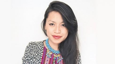 Nhà thiết kế Thuy Duong Nguyen, sáng lập viên của thương hiệu THU THU
