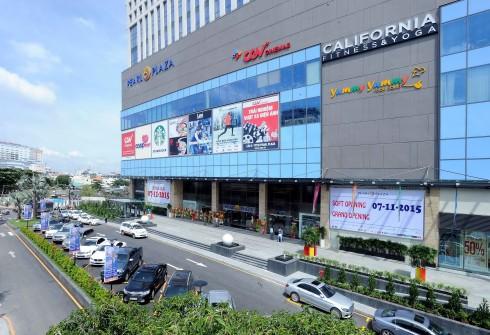 Pearl Plaza - Trung tâm thương mại mới nhất Việt Nam tưng bừng mở cửa