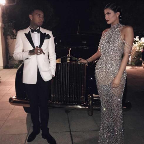 Kylie và Tyga