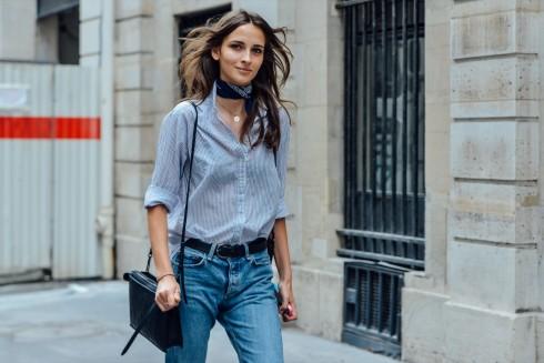 Áo sơmi là một item thời trang có thể phù hợp với mọi dáng người