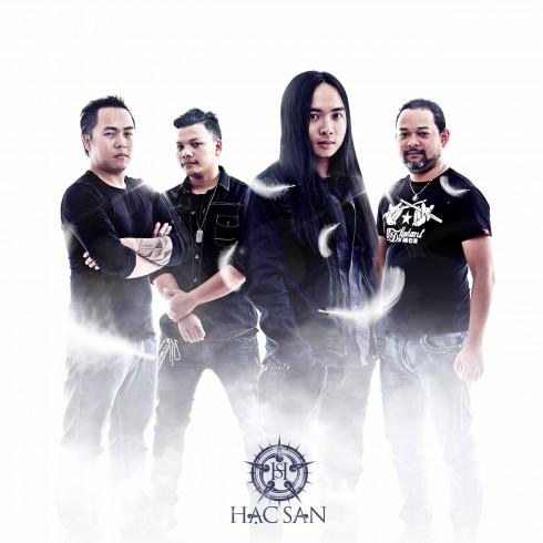 """Ban nhạc khách mời đầy triển vọng của Việt Nam """"Hạc San"""" sẽ khuấy động sân khấu."""
