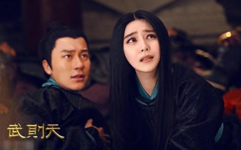 Phạm Băng Băng và Lý Thần cùng sánh vai trong bộ phim Nữ Tắc Thiên truyền kỳ gây bão năm vừa qua.