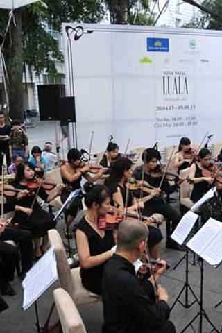 LUALA Concert - Mang nhạc giao hưởng đến với cộng đồng
