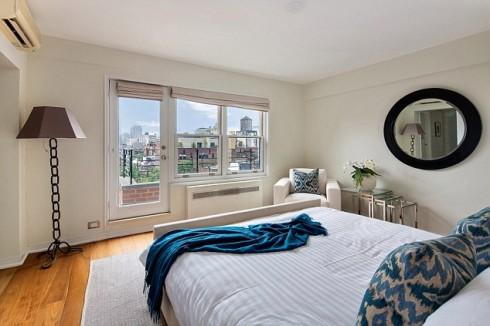 Bên trong căn hộ trị giá của Julia Robert đã được bán cho vợ chồng nhà de Croisset với giá 5.35 triệu USD
