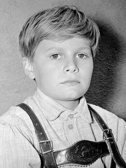 """Only grown-up men are scared of women."" – Kurt (Duane Chase), the precocious 11-year-old von Trapp child"