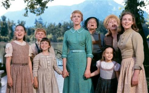 Bộ phim chứa đựng tình cảm của gia sư Maria với 7 đứa trẻ nhà Von Trapp
