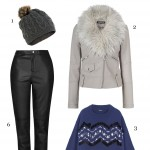 ELLE Style Calendar: Áo khoác da cá tính (23/11 - 29/11)