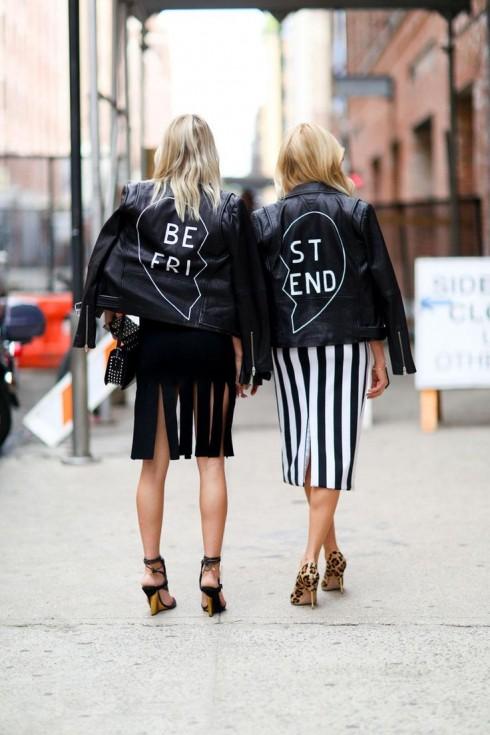 Áo khoác da là một hiện tượng của làng thời trang sẽ không bao giờ giảm nhiệt hay sẽ bị xếp vào hạng mục lỗi thời.