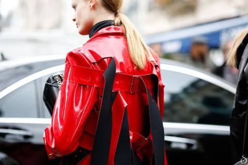 Gaby Hanne Odiele là nàng mẫu có gu ăn mặc vô cùng cá tính, khiến mọi người trong giới mộ điệu say mê và thán phục.