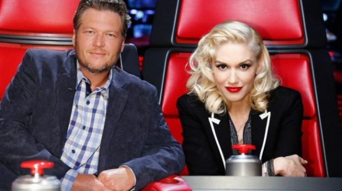 blake-shelton-and-gwen-stefani ELLE VN