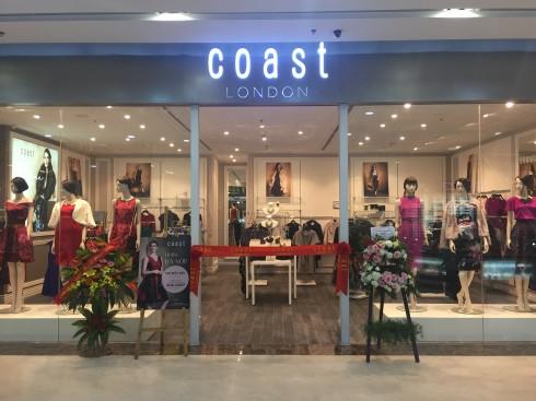 Coast khai trương cửa hàng mới tại Hà Nội