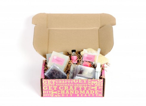 Soap Queen Anne-Marie Faiola Launches Handmade Beauty Box