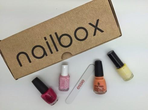 Nail Box - Beauty Box chuyên dành cho móng