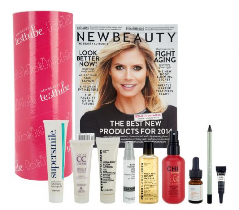 TestTube Beauty Box