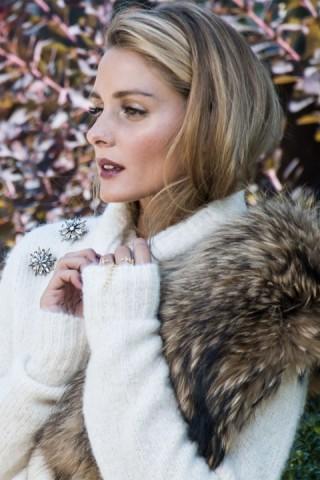 Olivia Palermo lấn sân thiết kế trang sức