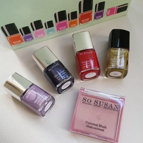So Susan Beauty Box dành cho làm đẹp móng