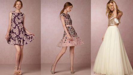 Cách chọn váy dự tiệc cưới phù hợp