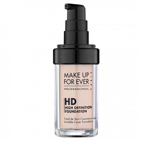 Make Up For Ever High Definition Foundation