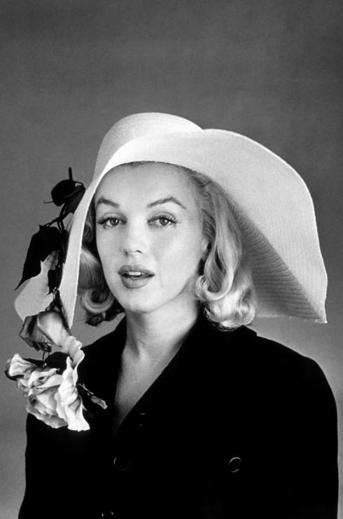 Marilyn Monroe cho đến giờ vẫn là biểu tượng của vẻ đẹp quyến rũ.