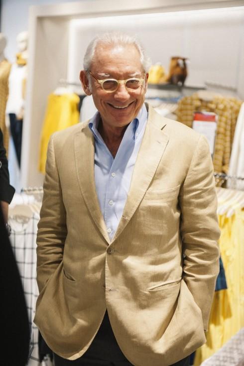 Ngài Isak Andic – một trong những nhân vật có tầm ảnh hưởng tới ngành thời trang thế giới