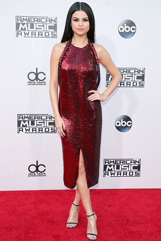 Dàn sao đẹp lộng lẫy thảm đỏ American Music Awards 2015