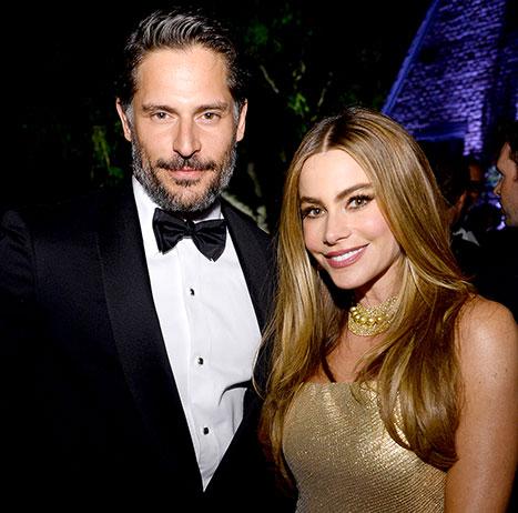 Khi nhìn thấy cô trong bữa tiệc,  Joe Manganiello biết anh đã gặp tình yêu của đời mình nhưng khi ấy Sofia vẫn còn bên cạnh vị hôn phu cũ, Nick Loeb. Chỉ sau khi 2 người chia tay nhau thì Joe mới thật sự tiếp cận với người đẹp