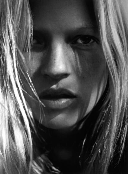 Kate Moss (2006) - Nhiếp ảnh gia David Sims
