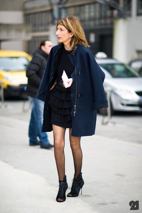 """Áo khoác là một trong số ít những trang phục có khả năng """"nâng cấp"""" vẻ ngoài nhanh và hiệu quả."""