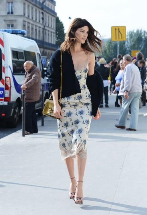 """Tại các kinh đô thời trang, phong cách """"effortless dressing"""" rất được ưa chuộng."""