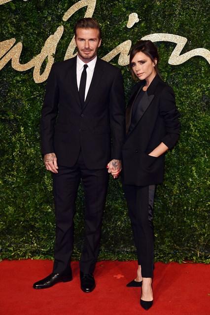 Cặp đôi David và Victoria Beckham